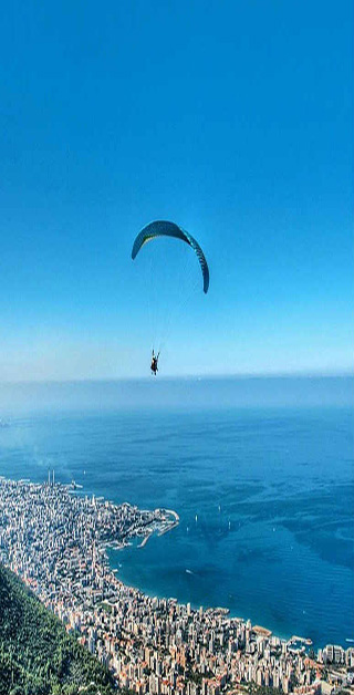Paragliding In Jounieh Private Tours