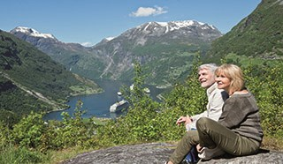 Baltic Cities & Norwegian Fjords - 7 to 9 nights