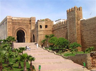 Morocco, the Imperial cities