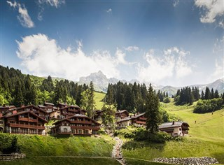 Valmorel Chalet - Apartments