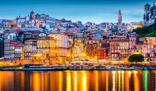 Portugal, France, Belgium, Ireland, UK & Germany - 7 to 15 nights