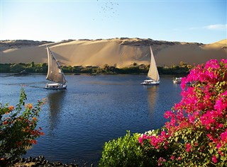 Upper Egypt  on board of MS Mövenpick Sunray