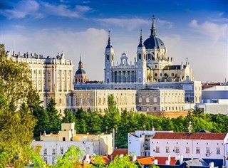 Madrid, Andalusia and Toledo