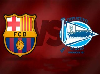 FC Barcelona Vs Alaves - Copa del Ray Final
