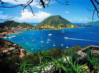 Antilles, Dominican Republic & Virgin Islands