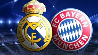 Champions League Semi Final: Real Madrid vs Bayern Munich