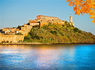 Italy, Spain, Balearic Islands & Corsica (France)