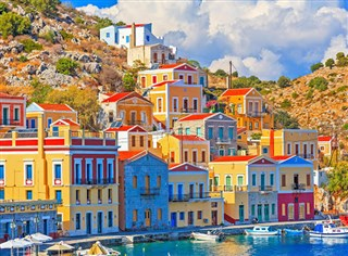 At the heart of the Greek islands