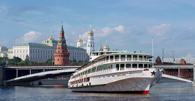 Eternal Volga - from Moscow to Saint Petersburg