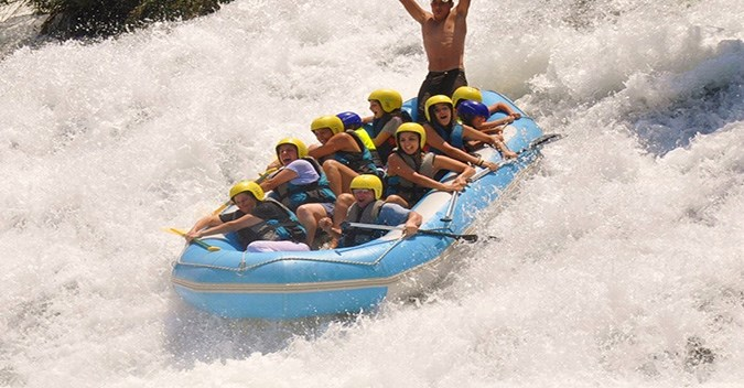 Rafting in Assi River