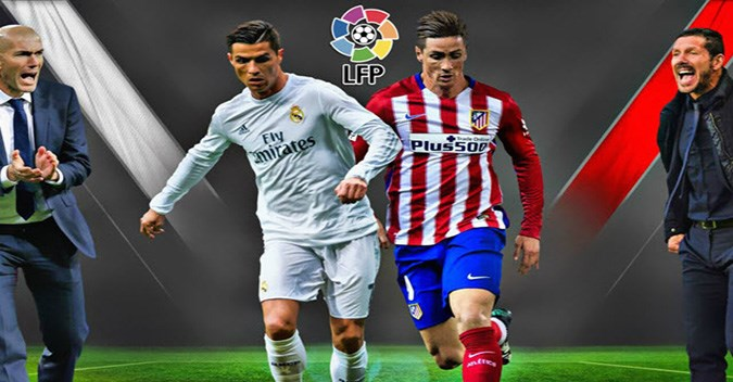 Football Easter Package: Real Madrid Vs Athletico Madrid