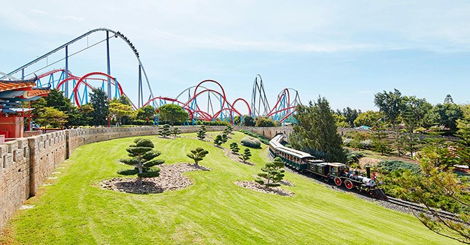 Barcelona & PortAventura World