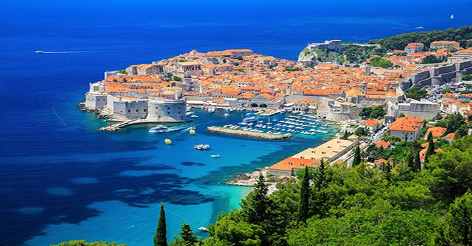 Highlights  of Croatia : from Dubrovnik to Zaghreb