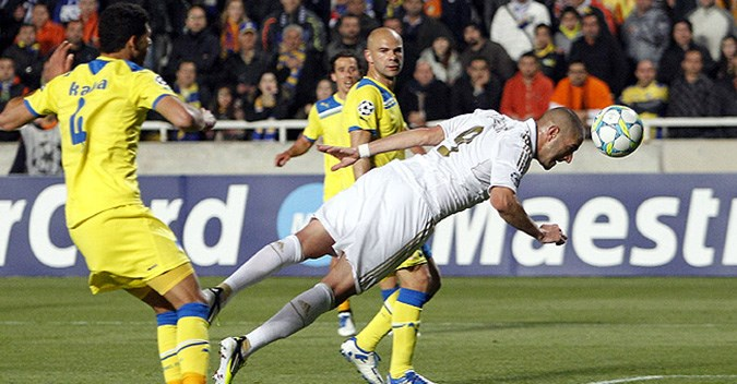 Special Package - APOEL Nicosia vs. Real Madrid