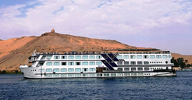 Nile cruise - From Aswan to Luxor