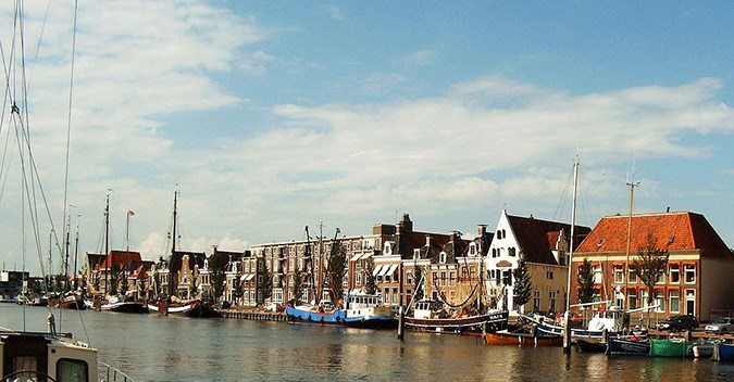 History, Art & Architecture along the North Sea