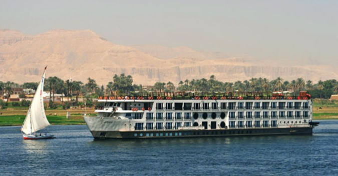 Nile cruise - From Luxor to Aswan