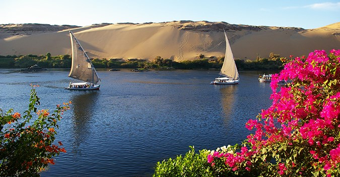 Upper Egypt - Nile Cruise