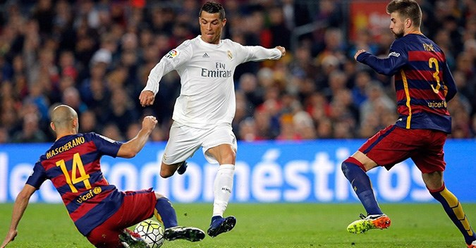 FC Barcelona vs. Real Madrid