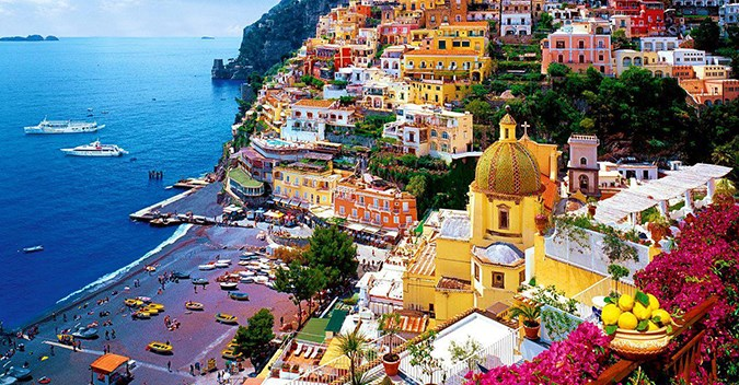 Greek Isles to Italy Voyage