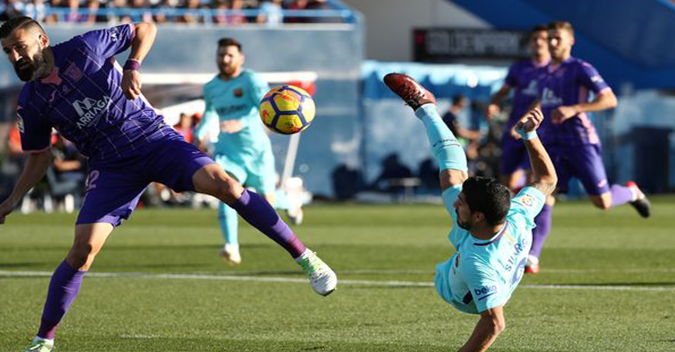 Football Easter Package: FC Barcelona Vs Leganes