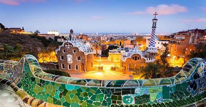 Italy, Spain, Balearic Islands & France