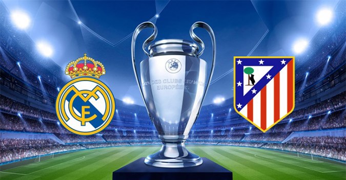 Real Madrid vs. Athletico Madrid