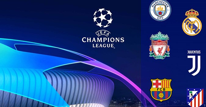 Champions League - Football tickets