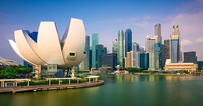 Cruise between Singapore & Phuket
