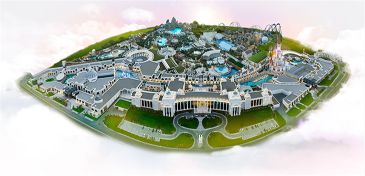 Rixos The Land Of Legends Theme Park