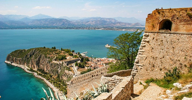 Escapade around the Peloponnese
